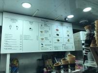Ice Cream shop in Spain