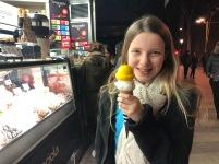 Ice cream shops!